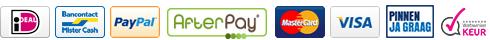 Schaduwdoekkeuze betaal methoden