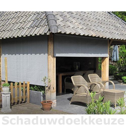 Bekend Schaduwdoek Rolgordijn l Rolgordijn l Schaduwgordijn l Coolfit  &OU76