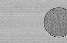 schaduwdoek rechthoek op maat met rechte zijden grijs